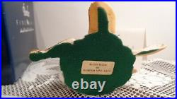 1986 Border Fine Arts 030 Mouse on Yellow Bananna Hand Made in Scotland NEW