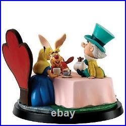 Alice In Wonderland Statua A Moment In Time 28 CM Disney Border Fine Arts #1