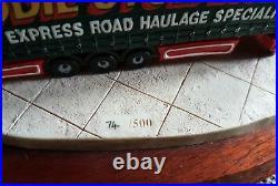 BORDER FINE ARTS Eddie Stobart lorry 30th Anniversary