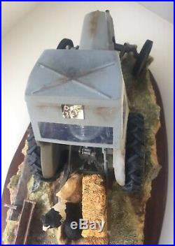 Border Fine ArtsFrosty Morning Fergie TE20 Tractor. Model B0343 Ltd 862/1750
