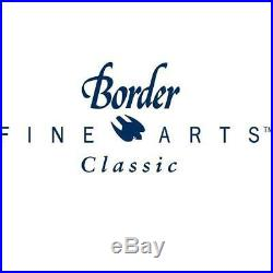 Border Fine Arts B1442 Classic Collection Dusk Patrol Bird Limited to 350
