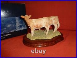Border Fine Arts BFA Simmental Calf Calves B168 Cow