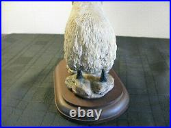Border Fine Arts' BLACKFACED TUP' Model No L15 Limited Edition 630 / 750
