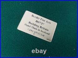 Border Fine Arts Building Britain JCB Ltd 2002 Digger BO737 Ayres Armstrong Mint