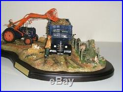 Border Fine Arts/Country Artists A VINTAGE HARVEST NEW IN BOX