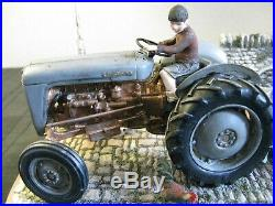 Border Fine Arts' GOLDEN MEMORIES' Ferguson 35 Tractor, Classic Members Only