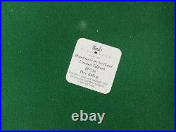 Border Fine Arts Hay Baling number B0738 2002 ayres Limited Edition Mint Boxed