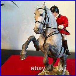 Border Fine Arts Horse, SPIRITED Anne Wall. Signed by Ray Ayres