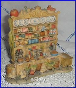 Border Fine Arts Jill Barklem The Dresser Brambly Hedge