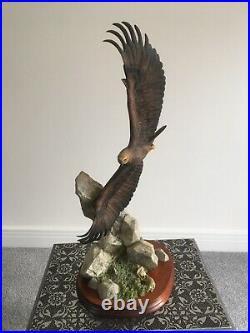 Border Fine Arts L161 Lord of the Glen Eagle, Limited Edition