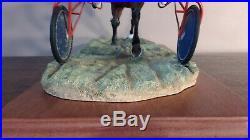 Border Fine Arts'The Trotter' Model No B0836 Classic Collection L. E. 76/500