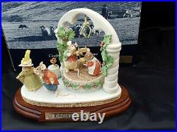 Brambly Hedge Border Fine Arts The Millennium Snow Ball B0555 Boxed 522 Of 999