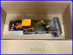 New Border Fine Arts Essential repairs limited ed. JCB Digger