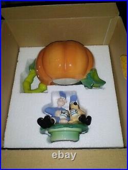 Wallace and Gromit border fine arts pumpkin teapot